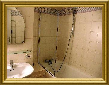 salle de bain Location Appartement 1784 Méribel