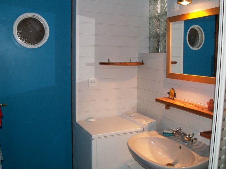Salle d'eau Location Maison 17971 Cancale
