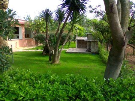 Vue extérieure de la location Location Maison 18154 Alghero