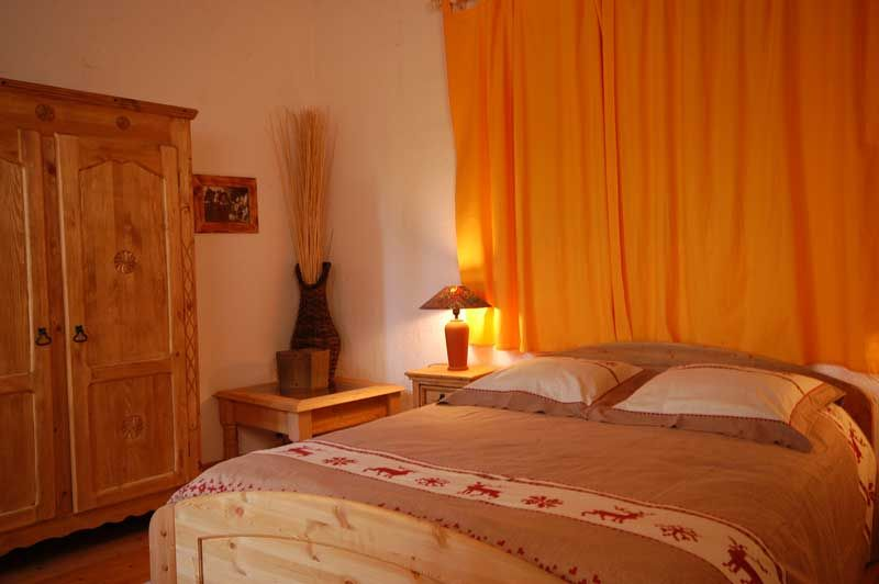 chambre 1 Location Chalet 1841 Méribel