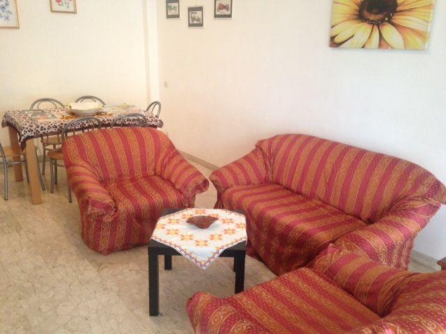 Salon Location Appartement 20299 Chiavari