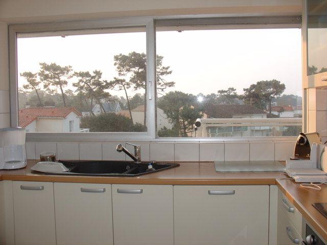 Cuisine indépendante Location Appartement 20450 Royan