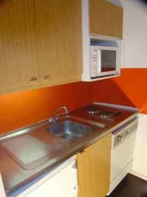 Cuisine indépendante Location Appartement 2147 La Plagne