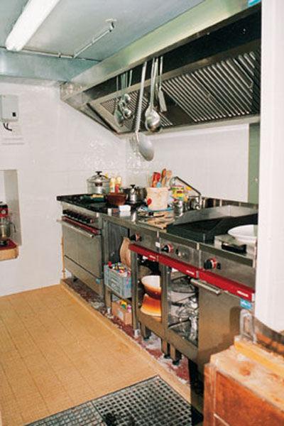 Cuisine indépendante Location Chalet 2182 La Plagne