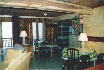 Salle à manger Location Chalet 2182 La Plagne
