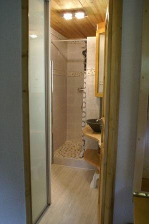 Salle d'eau Location Studio 2252 La Plagne