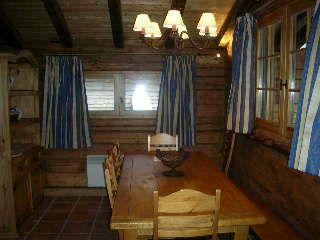 Salle à manger Location Chalet 2283 Pralognan la Vanoise