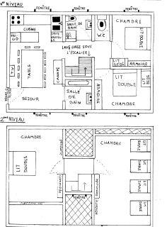 Plan de la location Location Appartement 2284 Pralognan la Vanoise