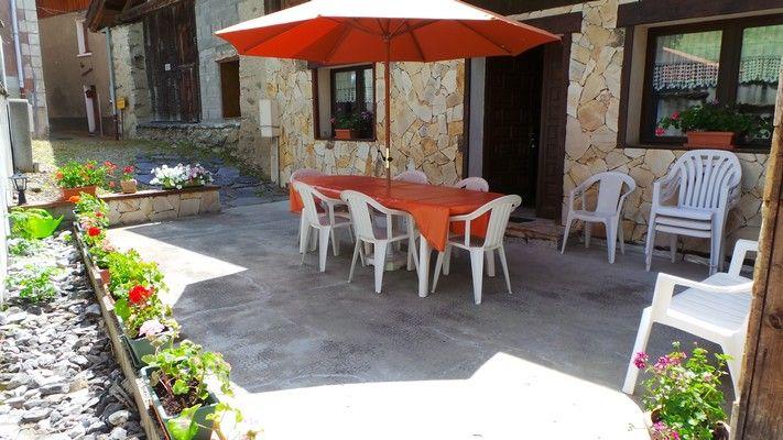 Vue extérieure de la location Location Appartement 2287 Pralognan la Vanoise