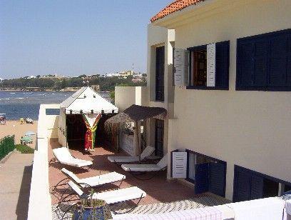 Vue de la terrasse Location Villa 23490 Oualidia