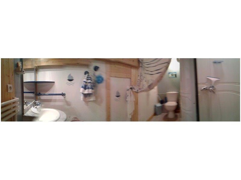 salle de bain 1 Location Chalet 2488 Réallon
