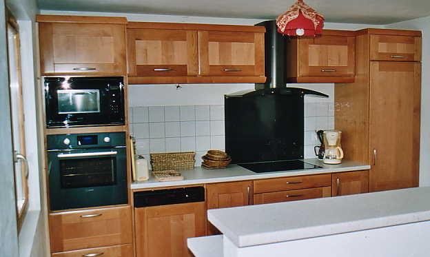 Cuisine américaine Location Appartement 2560 Saint Gervais Mont-Blanc