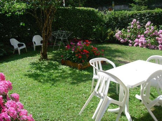 Jardin Location Appartement 2561 Saint Gervais Mont-Blanc