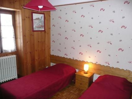 chambre 2 Location Appartement 2561 Saint Gervais Mont-Blanc