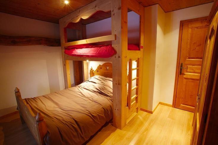 chambre 6 Location Appartement 26150 Valloire