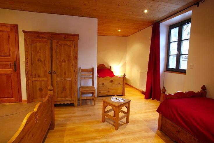 chambre 3 Location Appartement 26150 Valloire