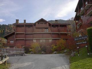 Vue extérieure de la location Location Appartement 2626 Saint Gervais Mont-Blanc
