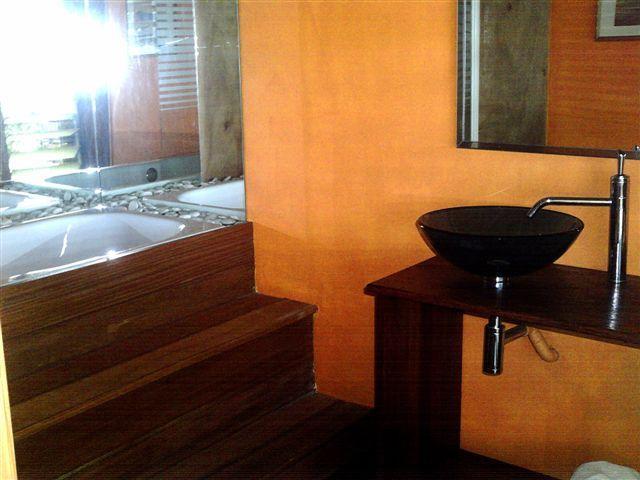 salle de bain Location Studio 26603 Saint Leu