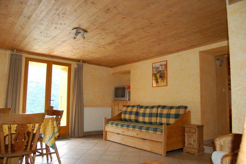 Séjour Location Appartement 2664 Les Menuires