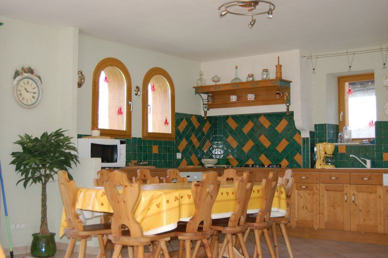 Salle à manger Location Chalet 2665 Saint Martin de Belleville