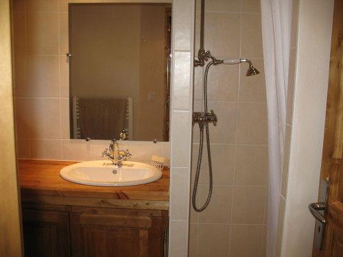 salle de bain Location Appartement 26741 La Féclaz