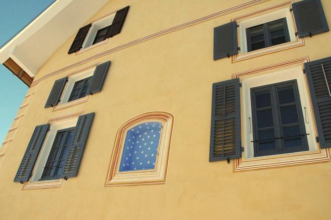 Vue extérieure de la location Location Appartement 27146 Valloire