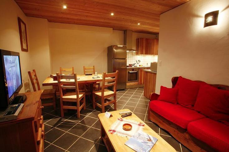 Séjour Location Appartement 27146 Valloire