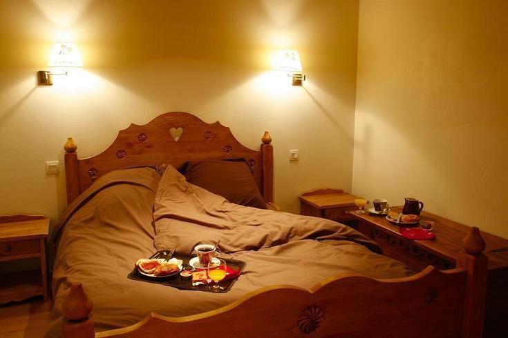 chambre 1 Location Appartement 27146 Valloire