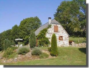 Vue ext�rieure de la location Location Gite 27762 Val d'Azun
