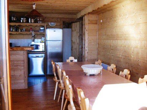 Salle à manger Location Appartement 27866 Alpe d'Huez