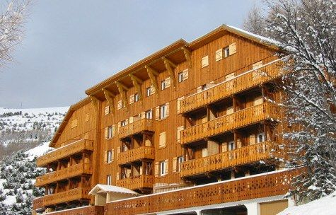 Vue extérieure de la location Location Appartement 27868 Alpe d'Huez