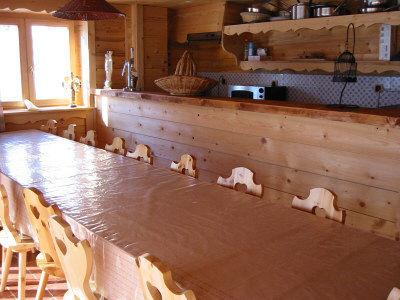 Salle à manger Location Appartement 27868 Alpe d'Huez