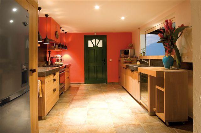 Cuisine d'été Location Villa 27882 Pointe Noire