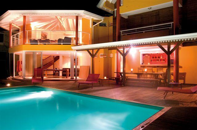 Vue autre Location Villa 27882 Pointe Noire