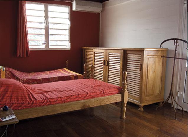 chambre 4 Location Villa 27882 Pointe Noire