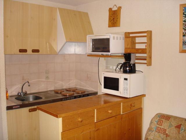 Cuisine américaine Location Appartement 27888 Thollon Les Mémises