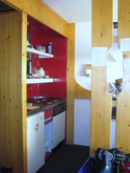 Cuisine américaine Location Appartement 28016 Les Arcs