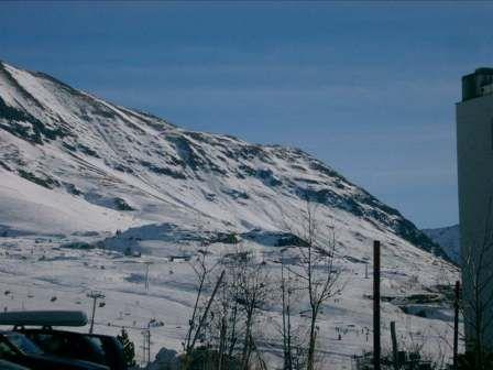 Vue du balcon Location Appartement 28097 Alpe d'Huez