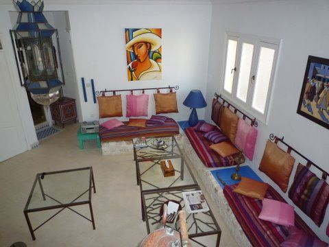 Salon Location Appartement 28335 Essaouira