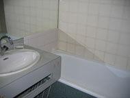 salle de bain Location Studio 2892 Serre Chevalier