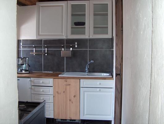 Cuisine indépendante Location Chalet 29257 Valloire