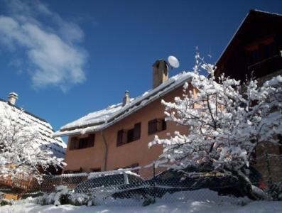 Vue extérieure de la location Location Chalet 29257 Valloire