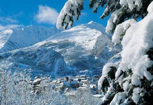 Vue à proximité Location Chalet 29257 Valloire