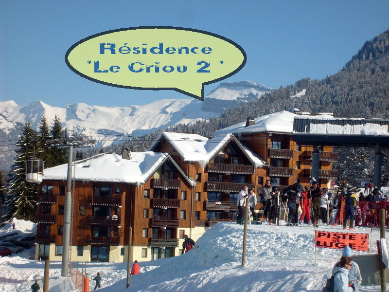 Location Appartement 29272 Morillon Grand Massif