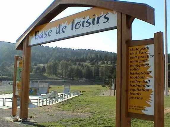 Vue extérieure de la location Location Studio 3005 Superdévoluy- La Joue du Loup