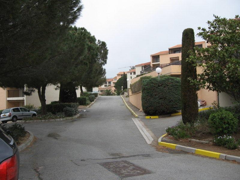 Vue depuis la location Location Appartement 30141 Les Issambres