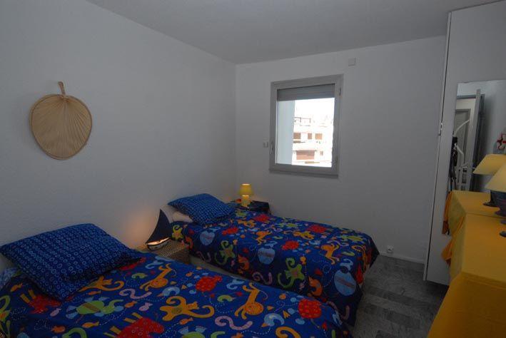 chambre 2 Location Appartement 30181 La Grande Motte