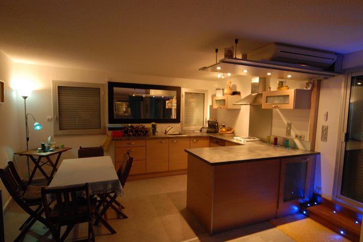 Cuisine d'été Location Appartement 30181 La Grande Motte