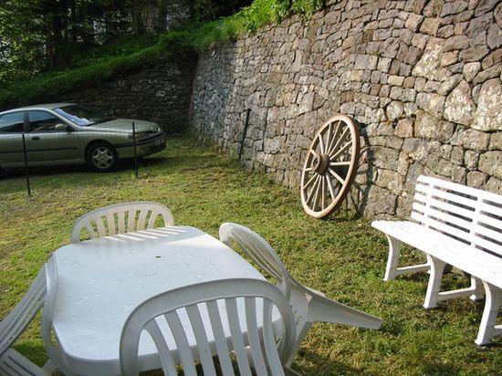 Jardin Location Appartement 30368 Le Mont Dore