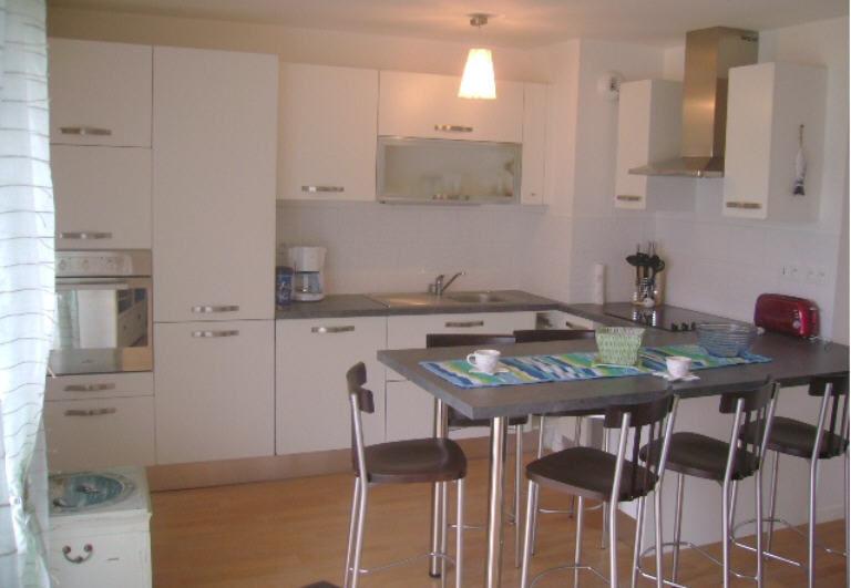 Cuisine américaine Location Appartement 31152 Carnac